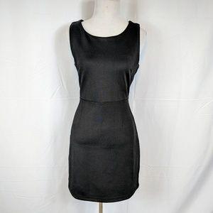 ROMEO & JULIET FITTED Little Black Dress